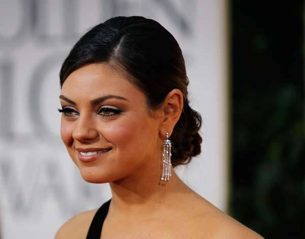 Mila Kunis' stalker has pleaded not guilty to two felony charges.