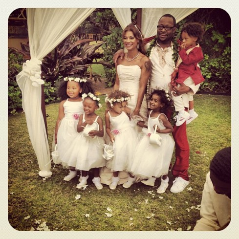 Bobby Brown Gets Married