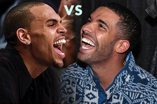 Drake Chris Brown Boxing Match