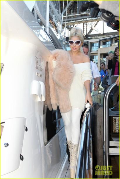 Lady GaGa Cruise