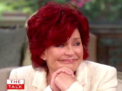 Sharon Osbourne Cries Over SOn