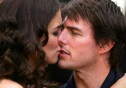 Tom Cruise Katie Holmes Split