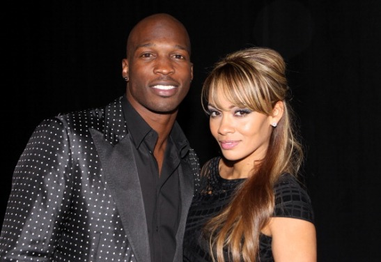 Chad Ochocinco and Evelyn Lozada Married
