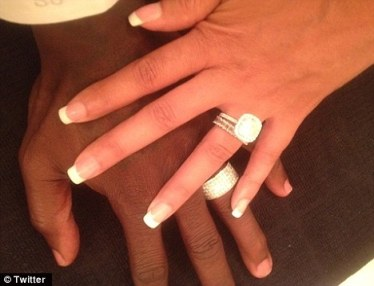 Evelyn Lozada and Chad Ochocinco Wedding