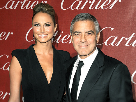 george-clooney-stacy-keibler-food-poisoning