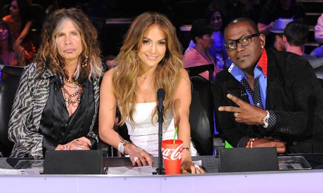 J Lo Leaves Idol