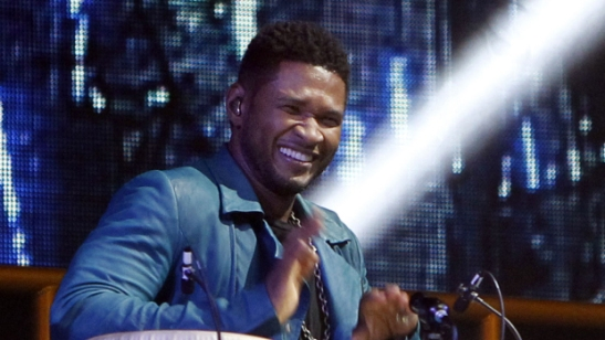 Usher Soul Train Awards