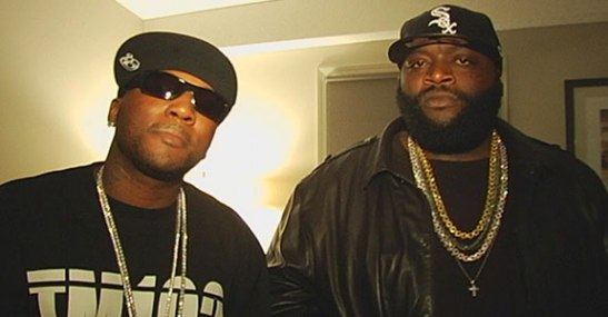 rick ross young jeezy fight